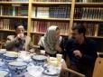 تهران، میراث مکتوب؛ خانم دکتر ژاله آموزگار و دکتر مهدی محقق (27 آذر 1398)