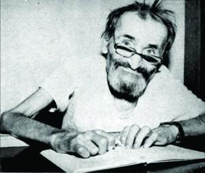 حسن قائمیان (عکس از شماره 93 مجله بخارا).