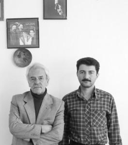 همدان، با عبدالله کوثری، خانهی حسین زندی.