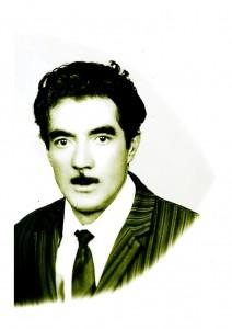 محمدحسین شیرین (عکس از مجموعهی مهدی بهخیال).